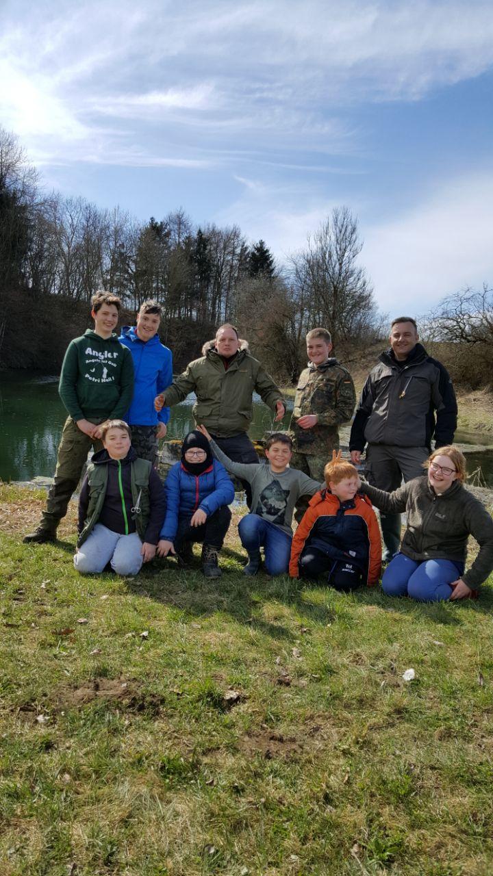 Jugend Zeltlager @ Kirchheim
